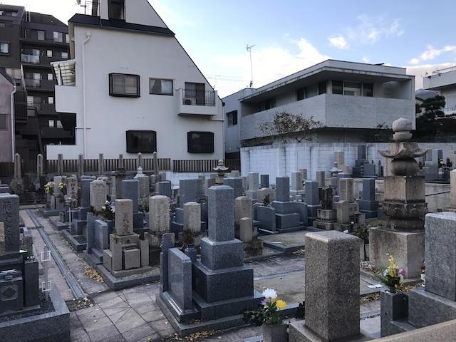 中勝寺墓地02