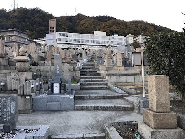 神戸春日野墓地03
