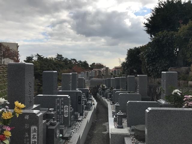 森共同墓地07