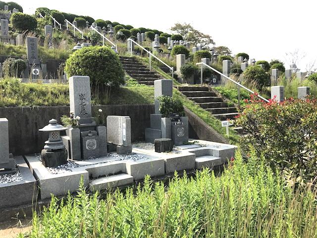 姫路市営 名古山霊苑06