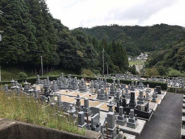 東窟寺霊園02
