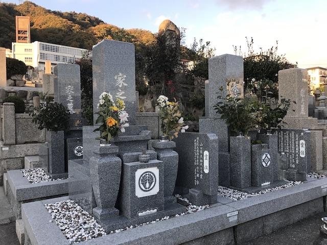 神戸春日野墓地08
