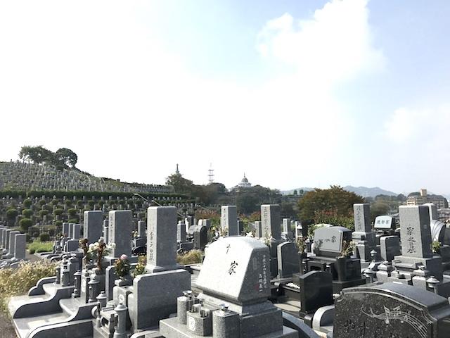 姫路市営 名古山霊苑03