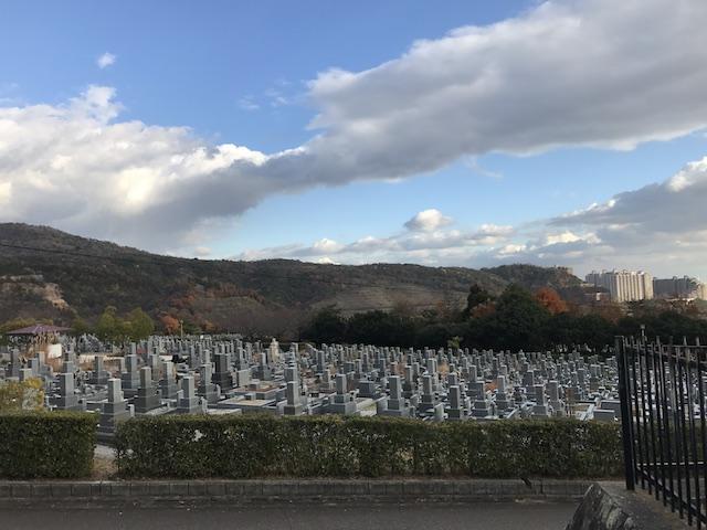 宝塚市営 長尾山霊園02