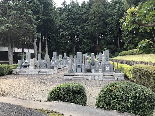 清陰寺霊園04