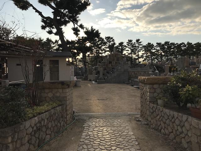 石屋墓園03