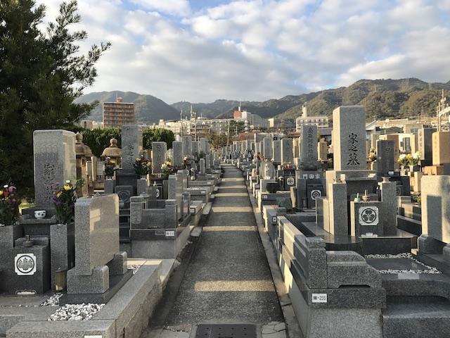石屋墓園05