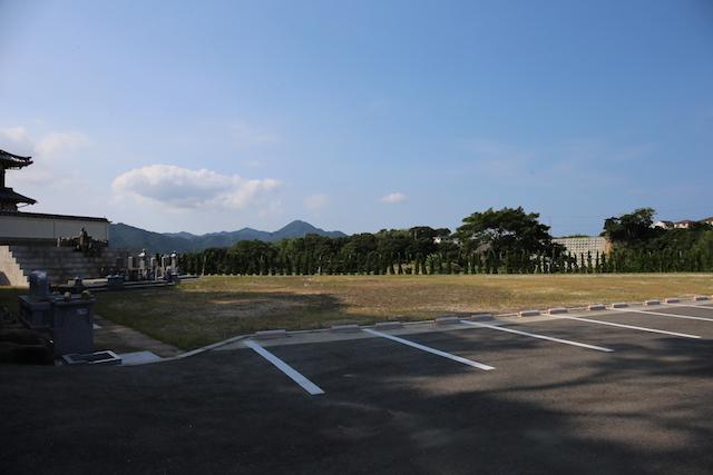大泉寺霊園01