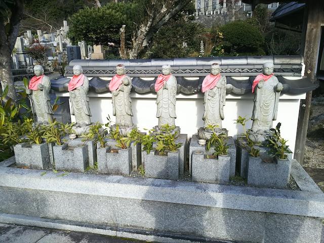 徳林寺墓苑08