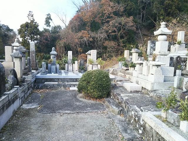 徳林寺墓苑06
