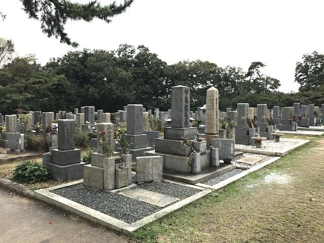 舞子墓園10