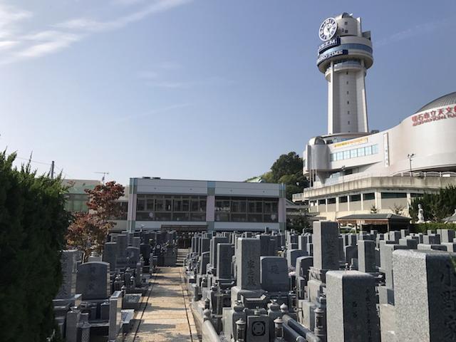 長寿院霊園02