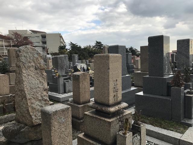 森共同墓地04