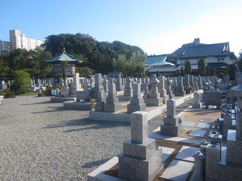 潮海寺霊園02
