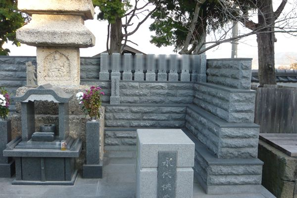 智積寺墓地・永代供養04
