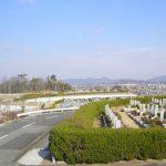 神戸市立鵯越墓園01