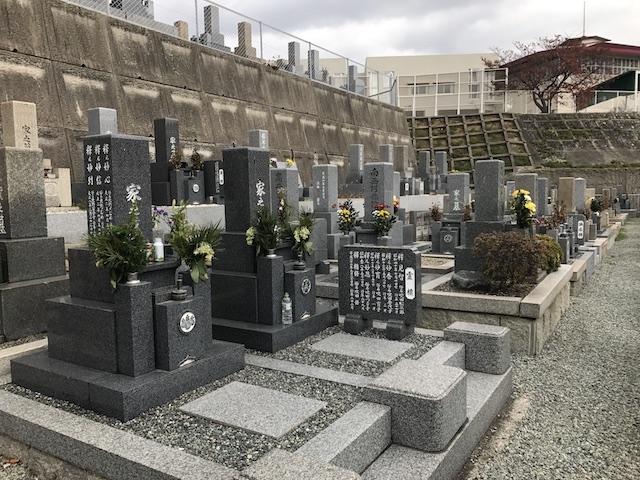 森共同墓地03
