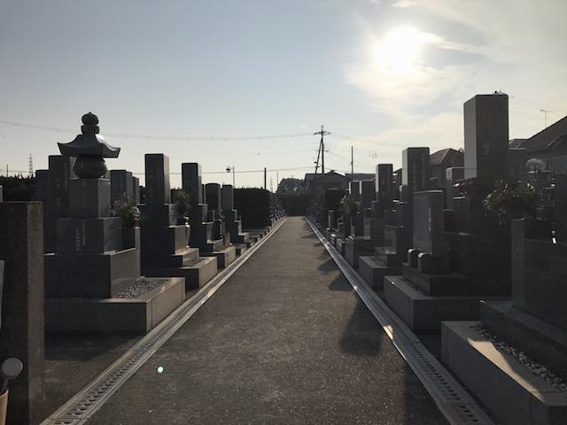 大中霊園01