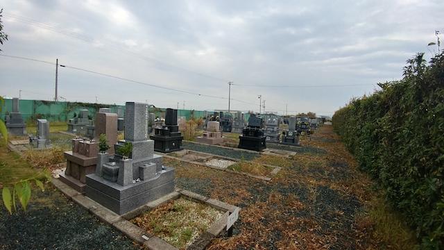 浜松市営舞阪吹上墓地_03