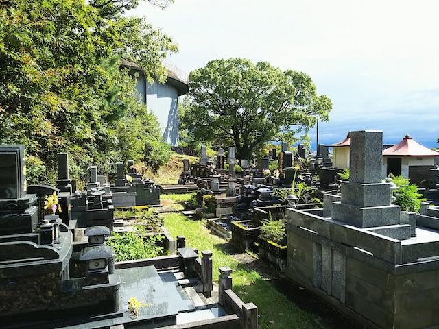 熊本市営城山墓園_05