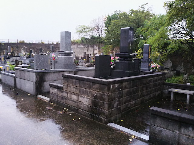 島原市営 前浜墓地3