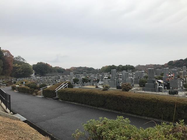 堺市営 堺市霊園01
