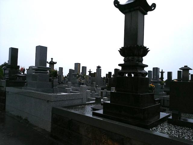 島原市営 釘原墓地3