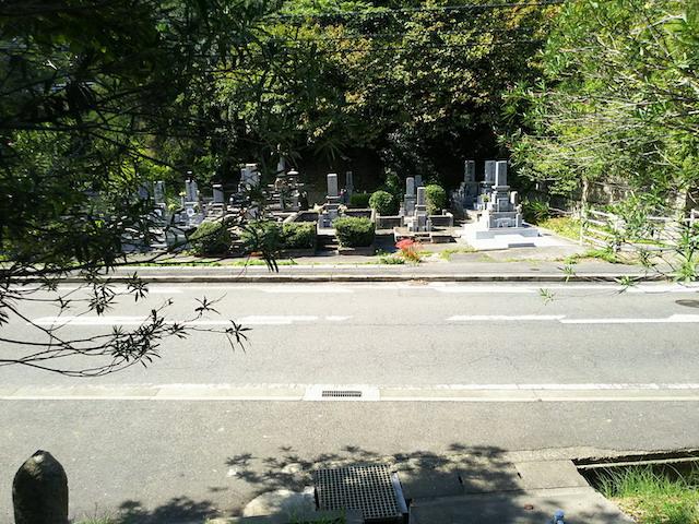 北九州市立 小石霊園2