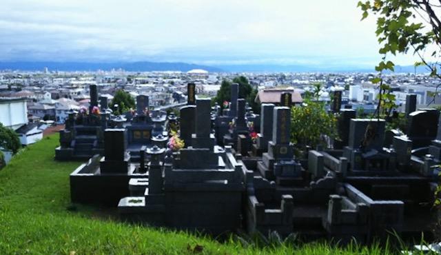熊本市営城山墓園_01