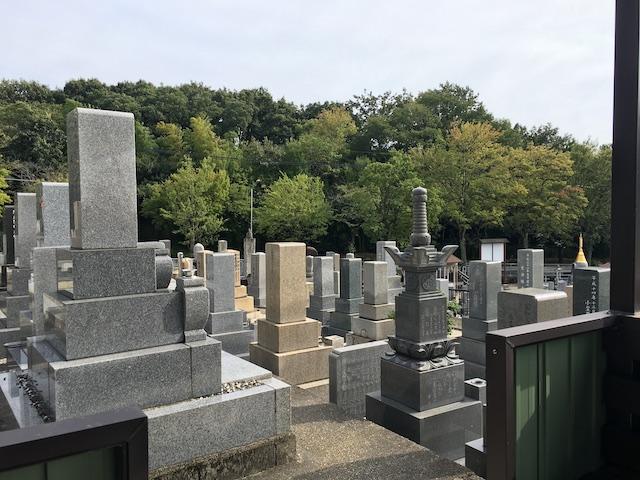平和公園威音院墓地05