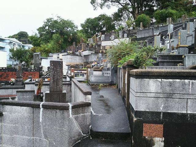 長崎市営 住吉墓地4