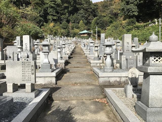 玉の峰墓園_04
