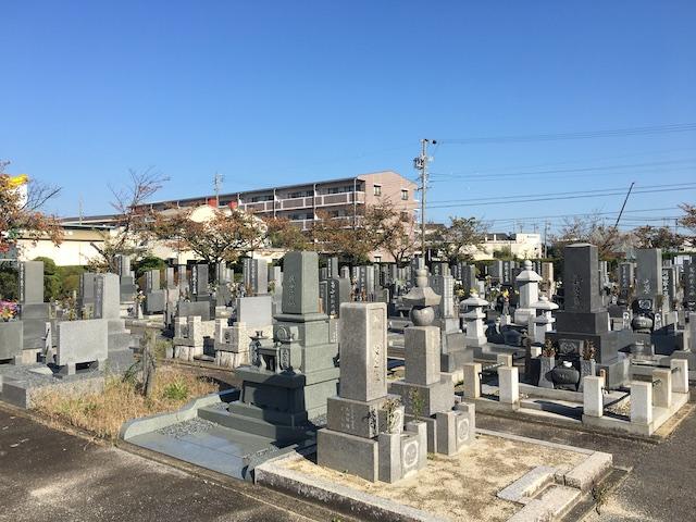 刈谷市営 青山斎園墓園02