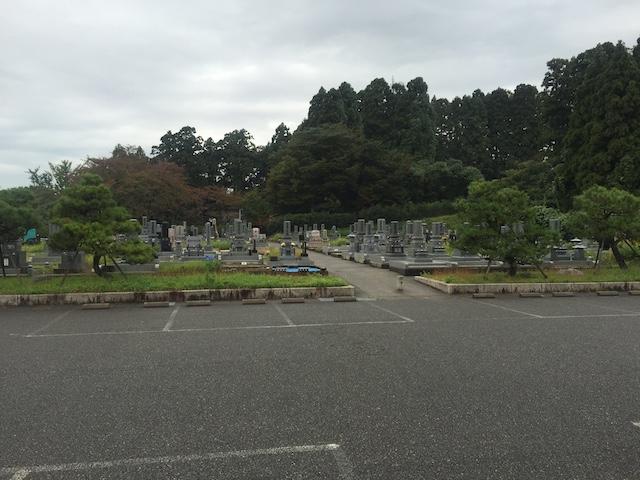 津幡町営 鷹の松南墓地公園_05