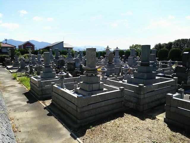 北九州市立 二島霊園1