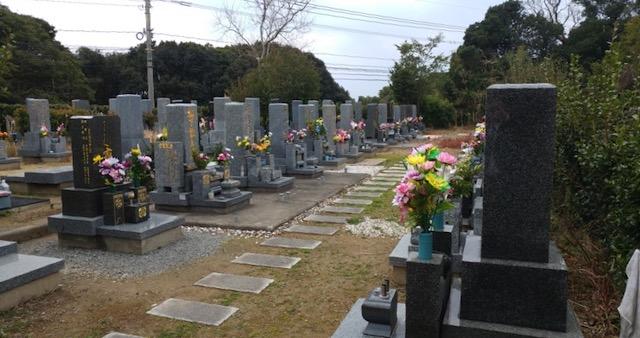 香焼中央墓地2