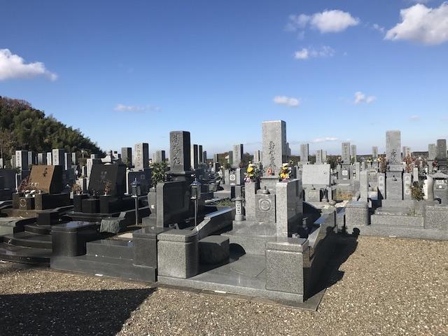 貝塚市営 公園墓地04