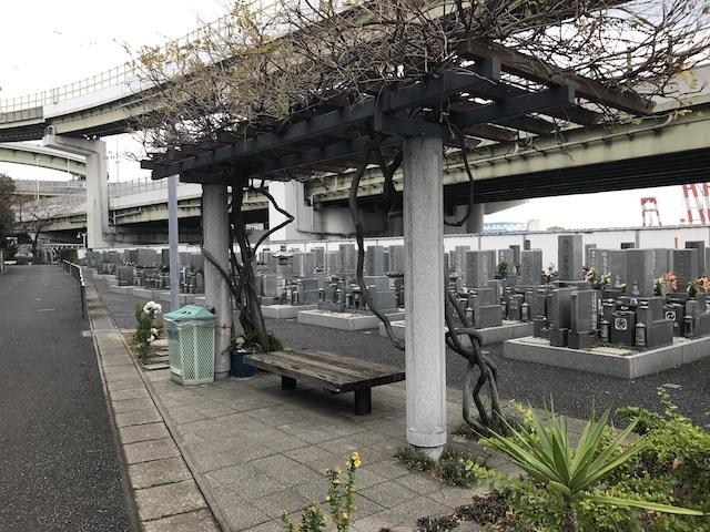 高石市営 浜墓地13