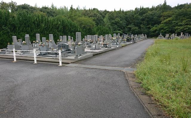 さぬき市営 北野間墓地公園3