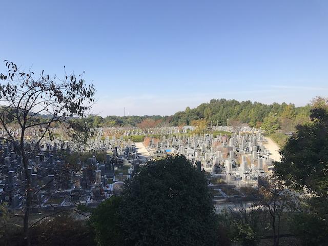 富田林市営 富田林霊園01
