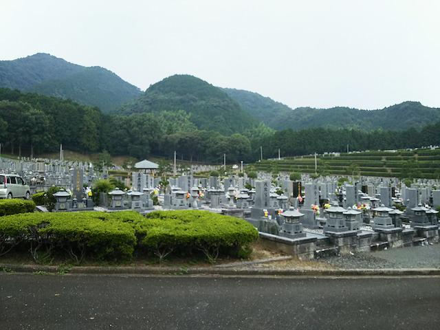 飯塚市営 飯塚霊園2