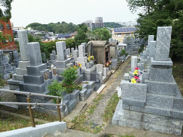 十三塚霊園7