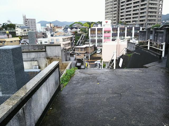 長崎市営 住吉墓地2
