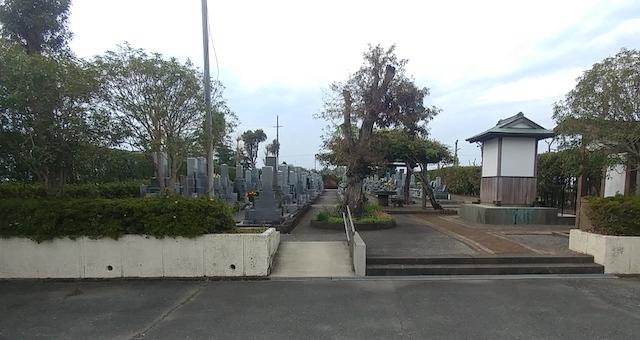 磐田市 富里霊園1