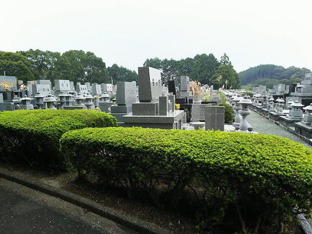 飯塚市営 飯塚霊園7
