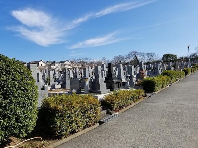 大阪狭山市西山霊園_g