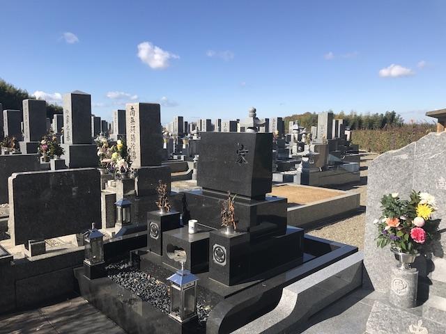 貝塚市営 公園墓地09
