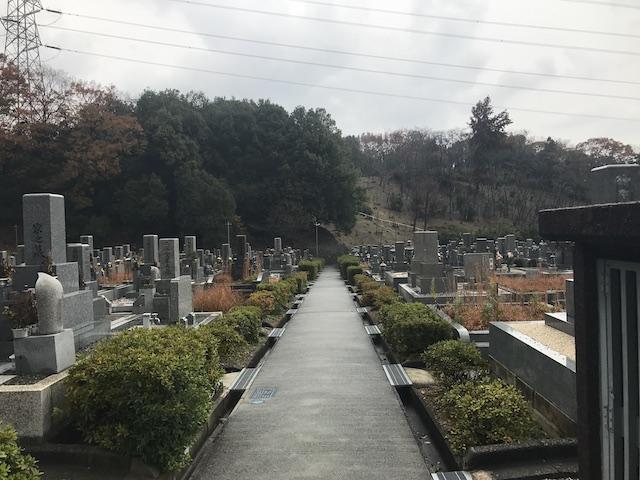 大阪狭山市 西山霊園01