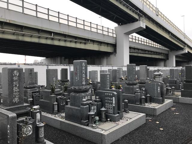 高石市営 浜墓地06