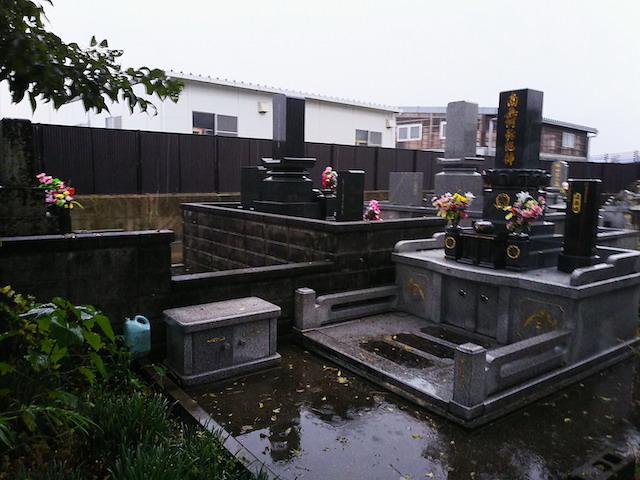 島原市営 前浜墓地5